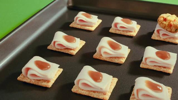 Triscuit Original TV Spot, 'Leftover Thanksgiving Bites' - Thumbnail 3