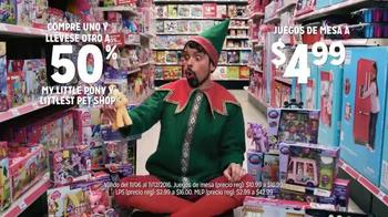 Kmart TV Spot, 'Rodolfo el reno' [Spanish] - 134 commercial airings