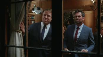 Nissan TV Spot, 'Heisman House: Not Quite Midnight' Feat. Herschel Walker - Thumbnail 4