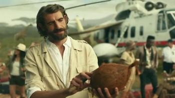 Dos Equis TV Spot, 'The New Most Interesting Man:Tailgate in the Serengeti' - 3810 commercial airings