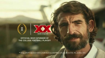 Dos Equis TV Spot, 'The New Most Interesting Man:Tailgate in the Serengeti' - Thumbnail 10