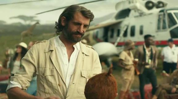 Dos Equis TV Spot, 'The New Most Interesting Man:Tailgate in the Serengeti' - Thumbnail 2