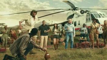 Dos Equis TV Spot, 'The New Most Interesting Man:Tailgate in the Serengeti' - Thumbnail 5