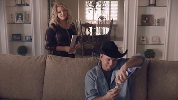 Amazon Echo TV Spot, 'Alexa Moments: Shameless' Featuring Garth Brooks