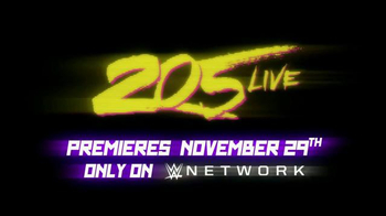 WWE Network TV Spot, '205 Live' - Thumbnail 10