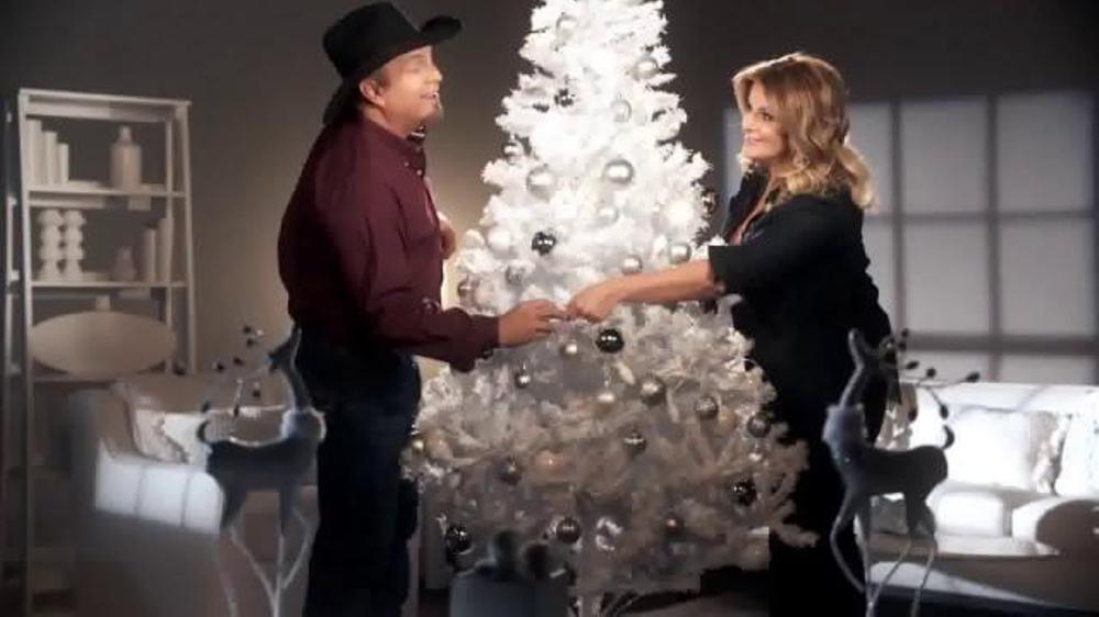 Garth Brooks Christmas Album.Garth Brooks Trisha Yearwood Christmas Together Tv Commercial Video