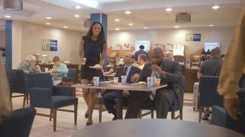 Holiday Inn Express TV Spot, 'SEC Network: Thankful' Feat. Paul Finebaum - Thumbnail 1
