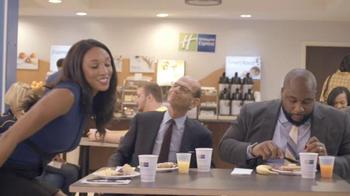 Holiday Inn Express TV Spot, 'SEC Network: Thankful' Feat. Paul Finebaum - Thumbnail 2