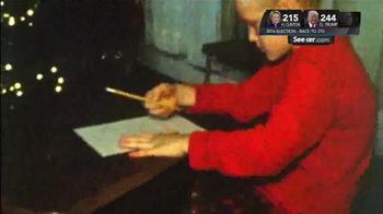 Bass Pro Shops TV Spot, 'Letters: Santa's Wonderland' - Thumbnail 1