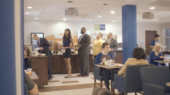 Holiday Inn Express TV Spot, 'SEC Network: Opinion' Featuring Paul Finebaum - Thumbnail 1