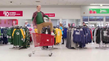Kmart TV Spot, 'Holiday Points Galore: Deck the Halls'