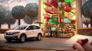 Happy Honda Days Sales Event TV Spot, 'Great Outdoors CR-V' - Thumbnail 5
