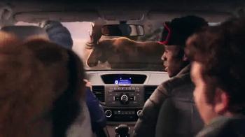 Happy Honda Days Sales Event TV Spot, 'Great Outdoors CR-V' - Thumbnail 6