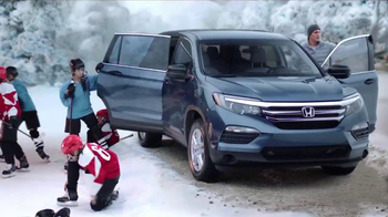 Happy Honda Days TV Spot, 'Gifts' [T2] - 438 commercial airings