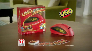 UNO Attack! TV Spot, 'Fast Fun' - Thumbnail 10