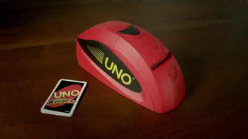 UNO Attack! TV Spot, 'Fast Fun' - Thumbnail 2