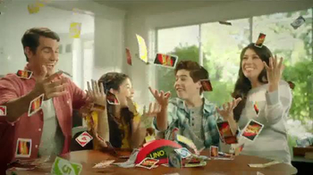 UNO Attack! TV Spot, 'Fast Fun' - Thumbnail 9