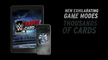 WWE SuperCard TV Spot, 'You Lose' Featuring John Cena - Thumbnail 10