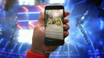 WWE SuperCard TV Spot, 'You Lose' Featuring John Cena - Thumbnail 3