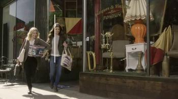 American Express TV Spot, 'Memory Lane' Feat. Kristen Bell, Idina Menzel - Thumbnail 8