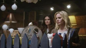 American Express TV Spot, 'Memory Lane' Feat. Kristen Bell, Idina Menzel - Thumbnail 6