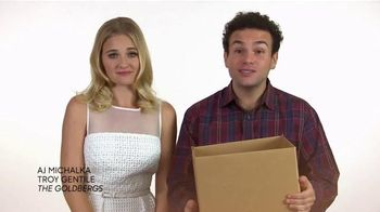 Feeding America TV Spot, 'ABC: No Ordinary Box' Featuring Viola Davis - 16 commercial airings