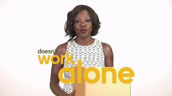 Feeding America TV Spot, 'ABC: No Ordinary Box' Featuring Viola Davis - Thumbnail 3