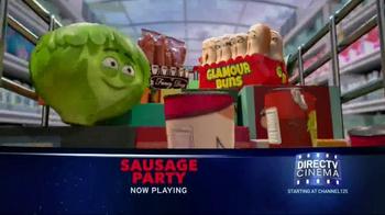 DIRECTV Cinema TV Spot, 'Sausage Party' - Thumbnail 3