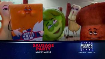 DIRECTV Cinema TV Spot, 'Sausage Party' - Thumbnail 4