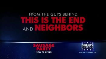 DIRECTV Cinema TV Spot, 'Sausage Party' - Thumbnail 7