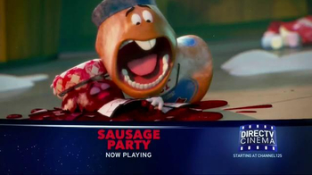 DIRECTV Cinema TV Spot, 'Sausage Party'