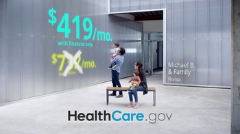 HealthCare.gov TV Spot, 'Health Insurance: It Makes a Big Difference' - Thumbnail 7