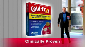 Cold EEZE Plus Multi-Symptom Relief Cold & Flu Gummies TV Spot, 'Guarantee'