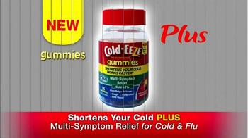 Cold EEZE Plus Multi-Symptom Relief Cold & Flu Gummies TV Spot, 'Guarantee' - Thumbnail 5