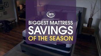 Serta Biggest Savings of the Season TV Spot, 'iComfort: Free Boxspring'