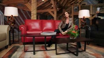 Rooms to Go Holiday Sale TV Spot, 'Something Cindy' Feat. Cindy Crawford - 21 commercial airings