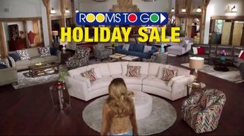 Rooms to Go Holiday Sale TV Spot, 'Something Cindy' Feat. Cindy Crawford - Thumbnail 2