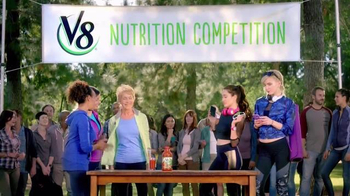 V8 Original TV Spot, 'Nutrition Competition' - Thumbnail 2