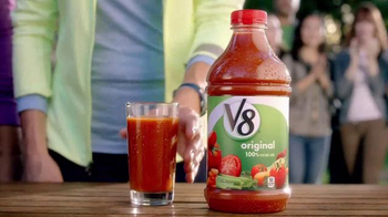 V8 Original TV Spot, 'Nutrition Competition' - Thumbnail 4