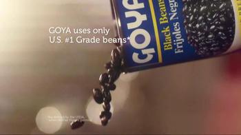 Goya Black Beans TV Spot, 'You're Going to Eat It All' - Thumbnail 2