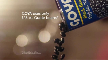 Goya Black Beans TV Spot, 'You're Going to Eat It All' - Thumbnail 3