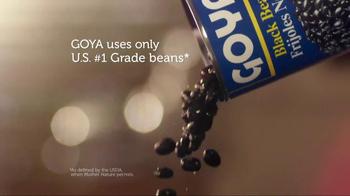 Goya Black Beans TV Spot, 'You're Going to Eat It All' - Thumbnail 4