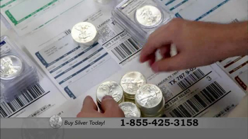 U.S. Money Reserve TV Spot, 'Buy Silver Now' - Thumbnail 2