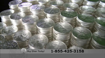 U.S. Money Reserve TV Spot, 'Buy Silver Now' - Thumbnail 3