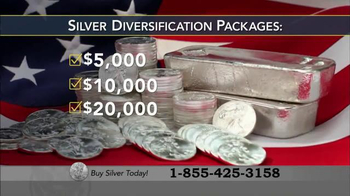 U.S. Money Reserve TV Spot, 'Buy Silver Now' - Thumbnail 5