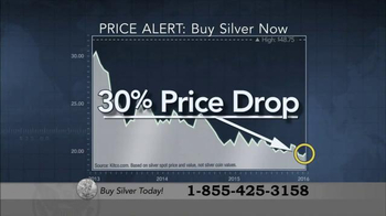 U.S. Money Reserve TV Spot, 'Buy Silver Now' - Thumbnail 6