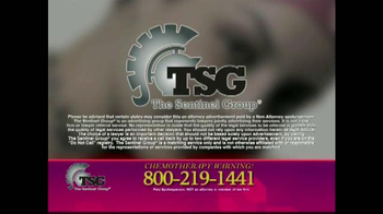 The Sentinel Group TV Spot, 'Chemotherapy Warning' - Thumbnail 10