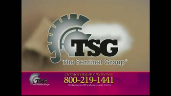 The Sentinel Group TV Spot, 'Chemotherapy Warning' - Thumbnail 6
