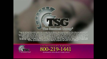 The Sentinel Group TV Spot, 'Chemotherapy Warning' - Thumbnail 9