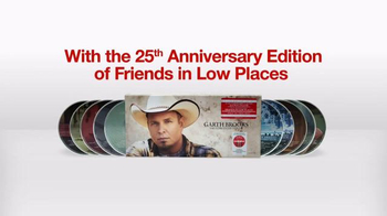 Target TV Spot, 'Garth Brooks: The Ultimate Collection: Friends' - Thumbnail 8